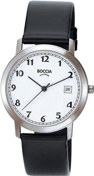 Наручные часы кварцевые женские Boccia Titanium 3617