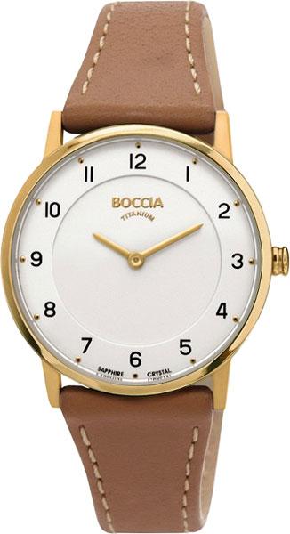 Наручные часы кварцевые женские Boccia Titanium 3254