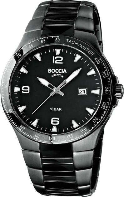 Наручные часы кварцевые мужские Boccia Titanium 3627