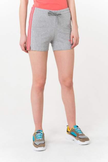 Шорты женские Adidas DU0672 серые 38