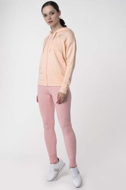 Толстовка женская Reebok CD8218 розовая 40