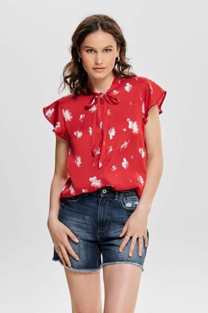 Блуза женская ONLY 15171216 разноцветная 40