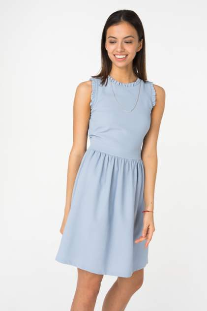 Женское платье АДЛ 12433436000, голубой