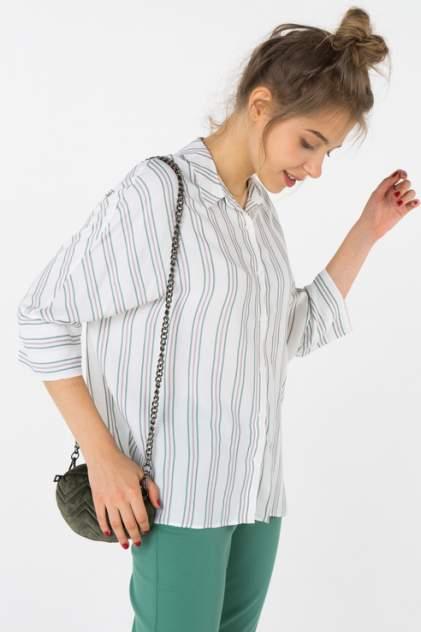 Рубашка женская АДЛ 13026559014 серая 40