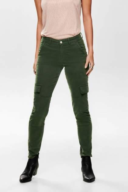 Женские брюки ONLY 15184505, зеленый