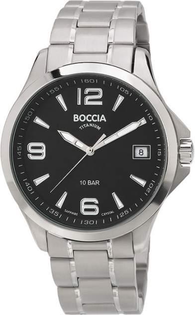 Наручные часы кварцевые мужские Boccia Titanium 3591