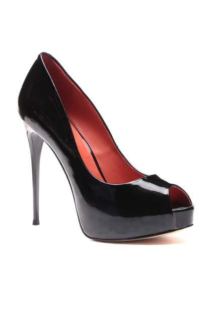 Туфли женские Vitacci 1485 ЛК черные 40 RU