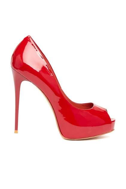 Туфли женские Vitacci 1485 ЛК красные 37 RU