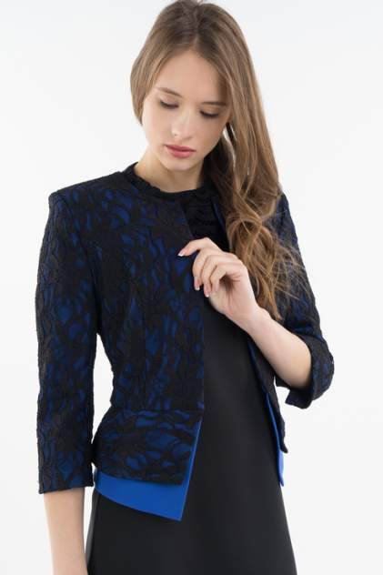 Жакет женский Stella Di Mare Dress 1000-14 синий 42