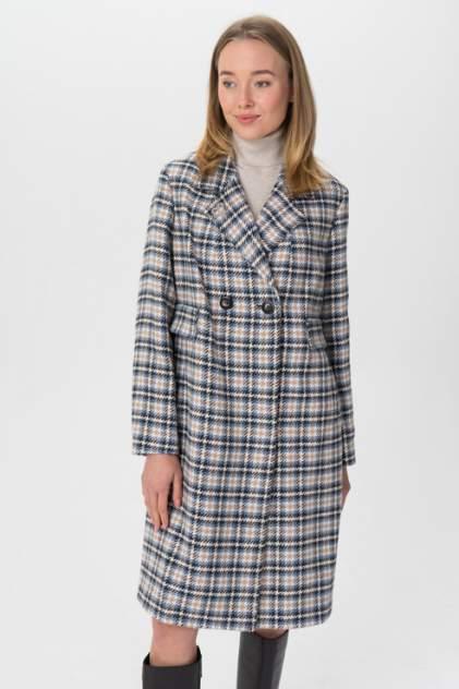 Пальто женское ElectraStyle 4-9009-017 бежевое 42