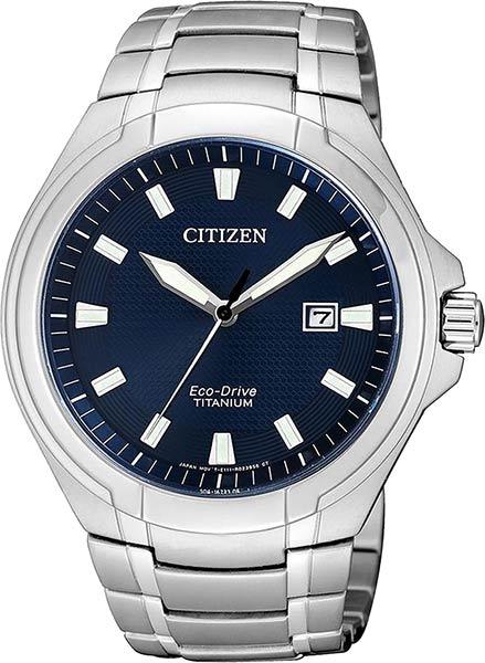 Наручные часы кварцевые мужские Citizen BM7430