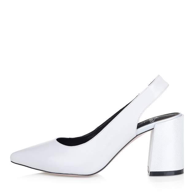 Туфли женские Respect MH336-011 белые 37 RU