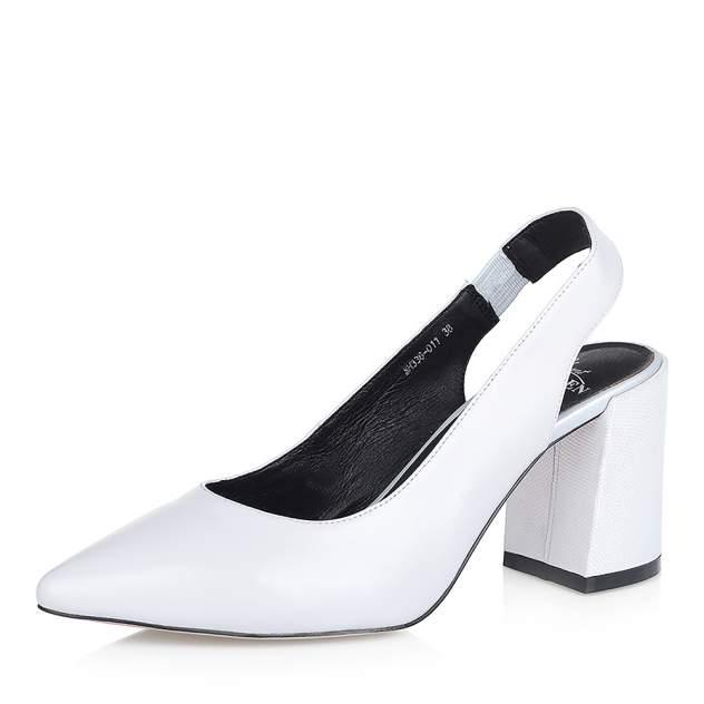 Туфли женские Respect MH336-011, белый