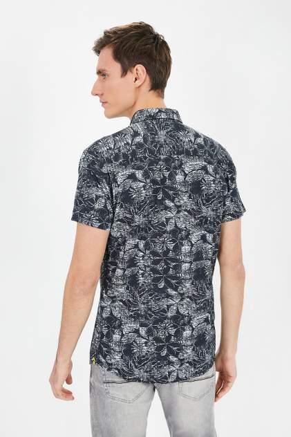 Рубашка мужская Baon B681001, серый
