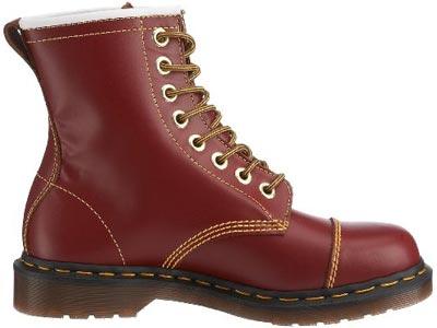 Мужские ботинки Dr. Martens 45128, красный