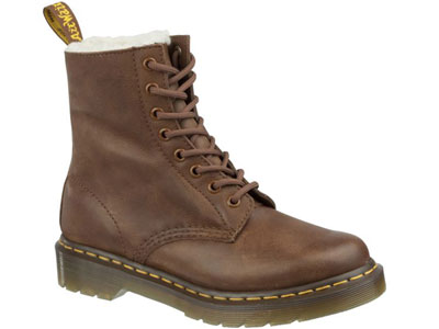 Мужские ботинки Dr. Martens 45240, коричневый