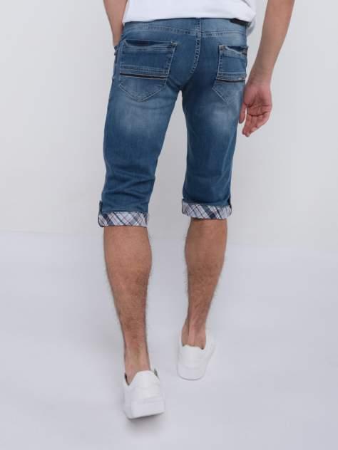 Джинсовые шорты мужские A passion play SQ49034 синие 30