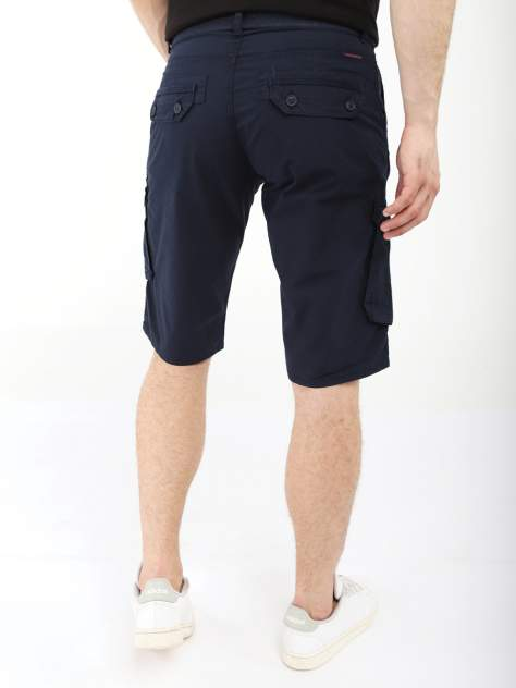 Повседневные шорты мужские A passion play SQ54642 синие 30