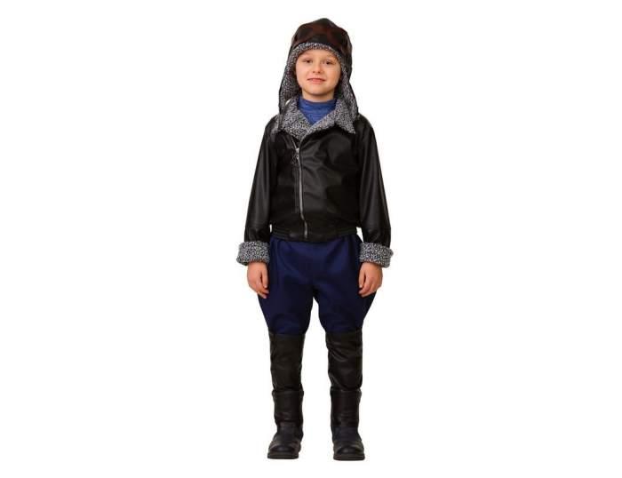 Карнавальный костюм Лётчик, размер 158-80