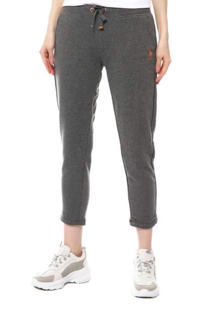 Спортивные брюки женские U.S. POLO Assn. G082SZ0OP0ANZE серые 48