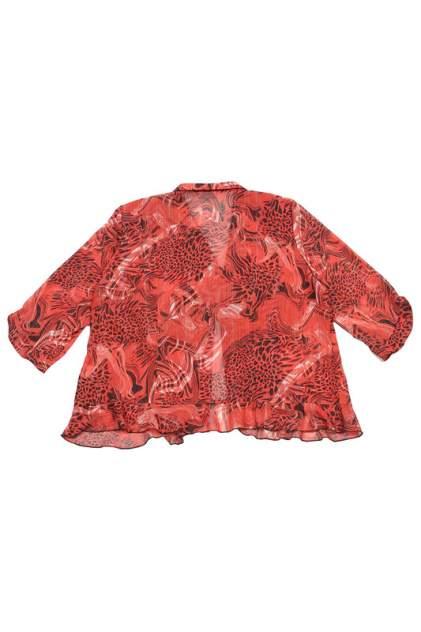 Блуза женская HERMANN LANGE 236803 красная 54