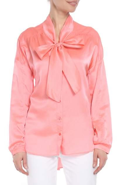 Блуза женская Marc Aurel 91664/6439/1001 розовая 36