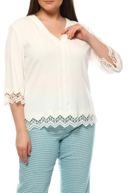 Блуза женская Laurel 51401/120 белая 42