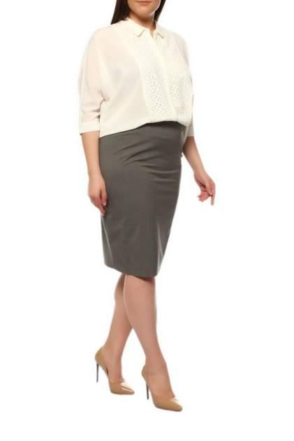 Блуза женская Laurel 51336/120 белая 40