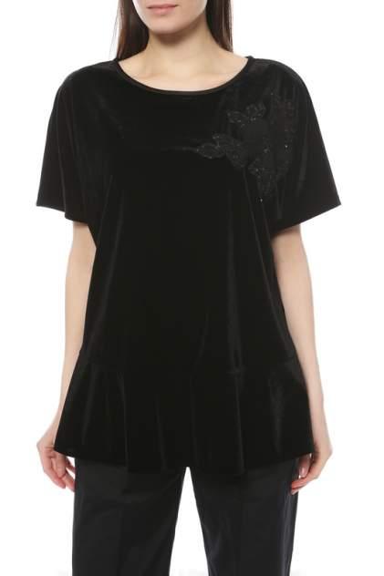 Блуза женская Laurel 52022/900 черная 42