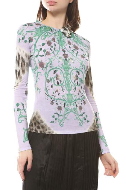 Блуза женская COVALLI 24951 фиолетовая 42