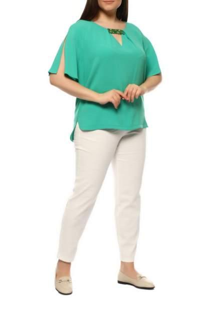 Блуза женская Laurel 51301/460 зеленая 44