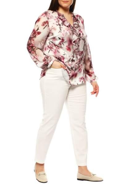 Блуза женская Basler 513009/001/633 фиолетовая 40