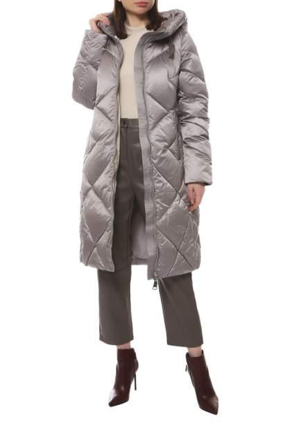 Пуховик-пальто женское СНЕЖНАЯ КОРОЛЕВА 251366000 бежевое 46