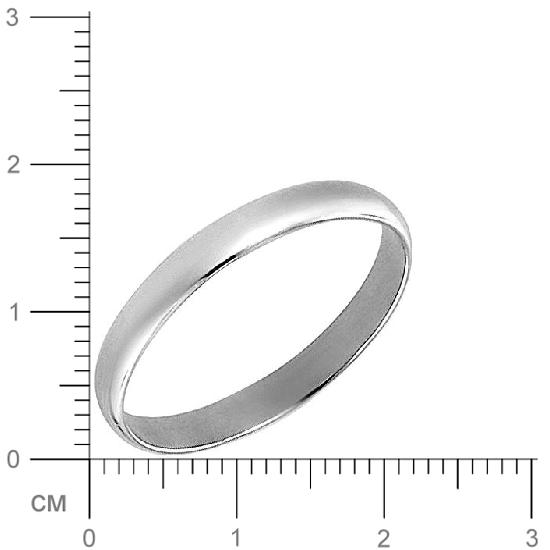 Кольцо женское Эстет 01О020343 р.22