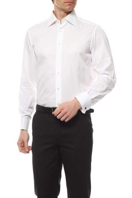 Рубашка мужская Stefano Ricci A1227/001 белая 40