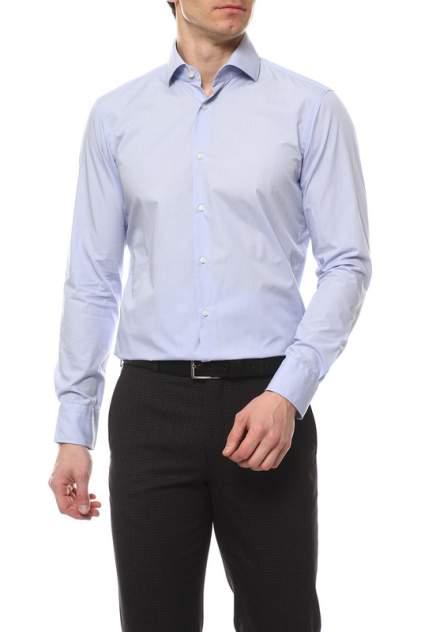 Рубашка мужская HUGO BOSS 50158690/433 голубая 45