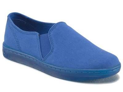 Слипоны женские Dr. Martens 49221 голубые 39-40 RU