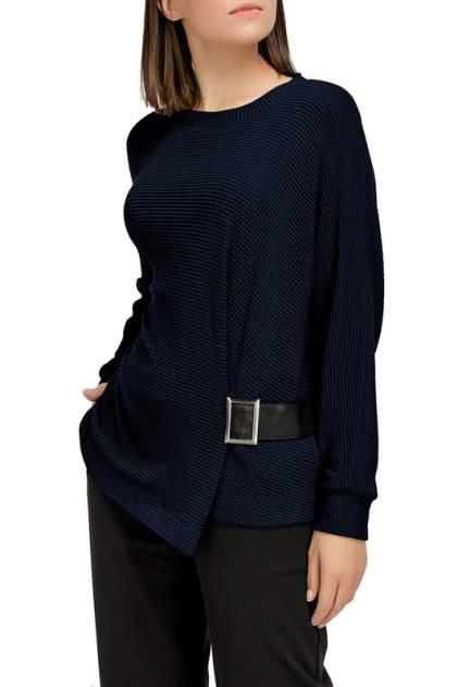Блуза женская Helmidge 9071 синяя 14