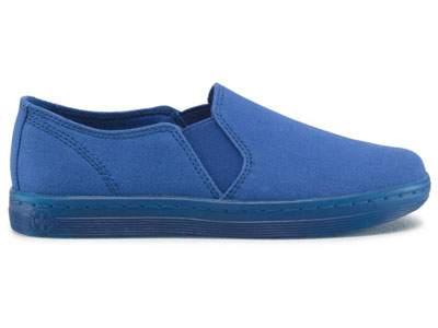 Слипоны женские Dr. Martens 49221 голубые 40 RU