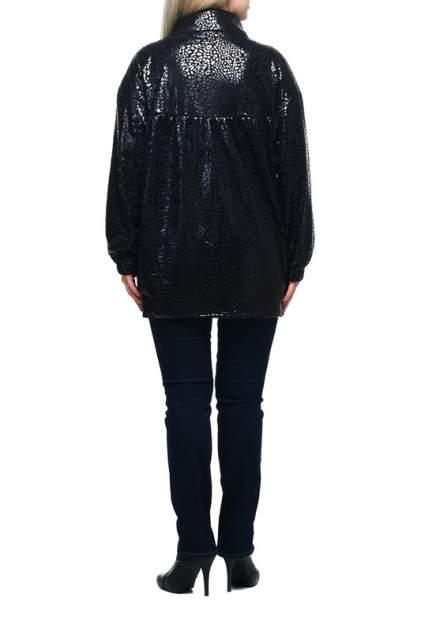 Кожаная куртка женская OLSI 1817007 черная 52