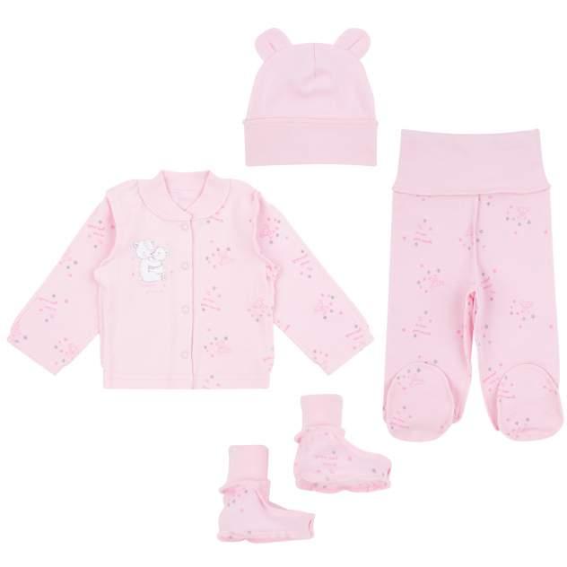 Комплект одежды Leader Kids, цв. розовый