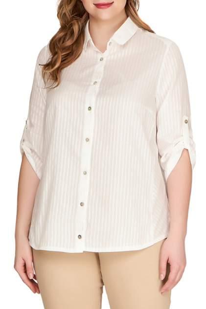 Блуза женская OLSI 1910021_2 белая 54