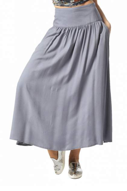 Юбка женская DizzyWay 19239 голубая 52 RU