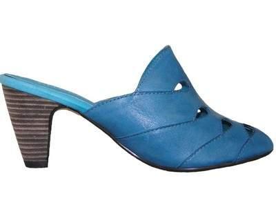 Шлепанцы Vitoria 67105, голубой