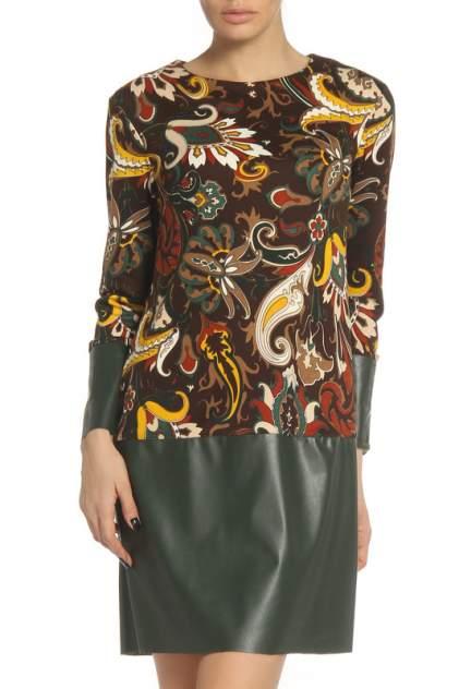Женское платье Веста 17-01-003, коричневый