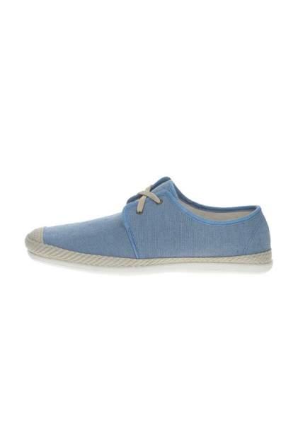 Эспадрильи мужские El Tempo ER67_549 голубые 39 RU