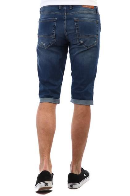 Джинсовые шорты мужские A passion play SQ61390 синие 29