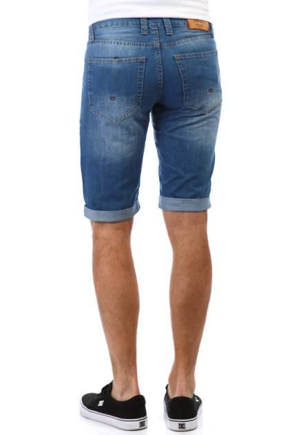 Джинсовые шорты мужские A passion play SQ58110 синие 40
