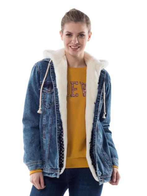 Женская джинсовая куртка A passion play SQ59689, синий