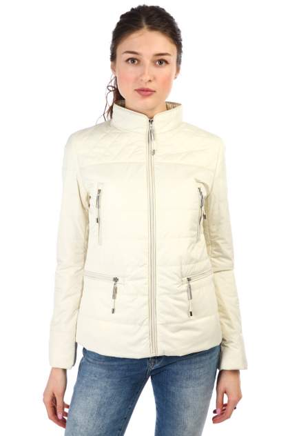 Куртка женская A passion play SQ60381 бежевая XL